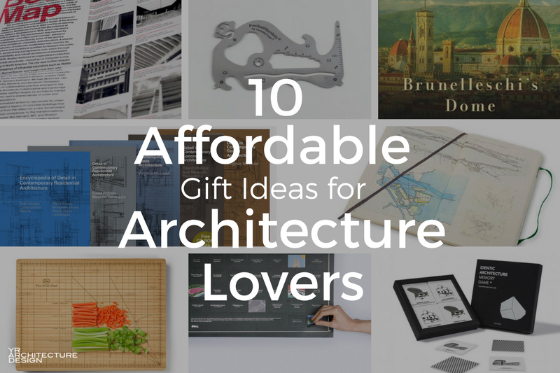 10 Affordable Gift Ideas For Architecture Lovers. View Larger Image ...