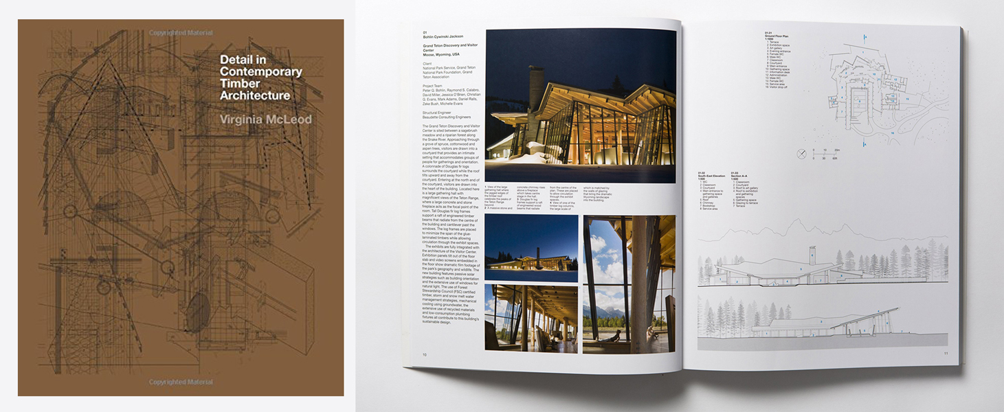 A10 Affordable Gift Ideas For Architecture Lovers   Architectural Detailing  Of Timber