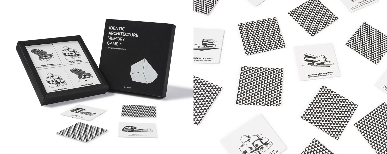 A10 Affordable Gift Ideas For Architecture Lovers   Architecture Card Games
