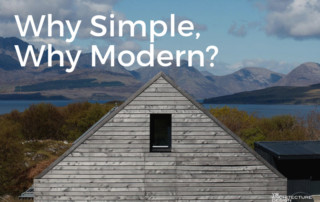 Why Simple Modern Home Design?