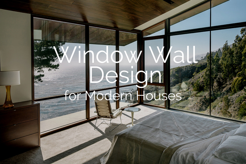 Want Window Walls In Your Home