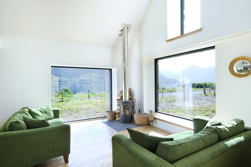 Design Strategies for Small Modern Homes - Connection to the Outdoors