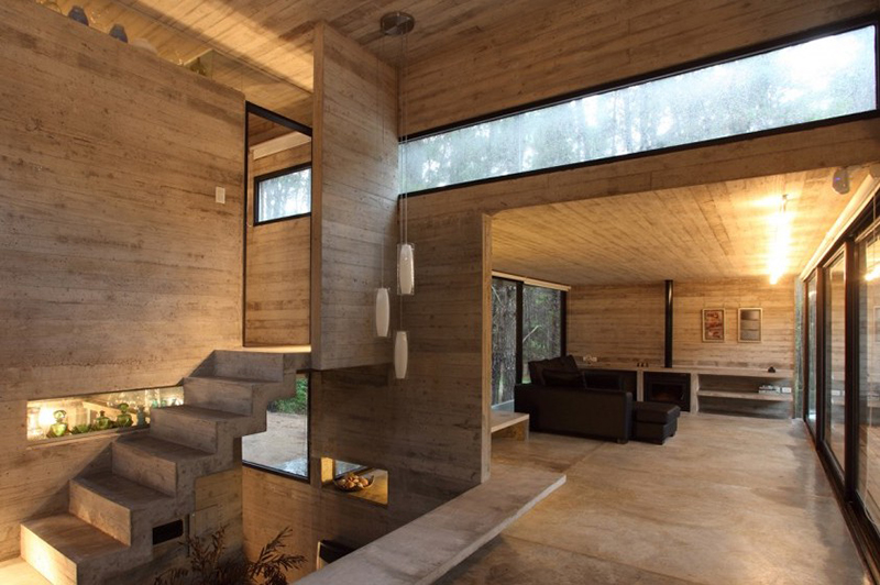 [JD House by BAK Architects. Photo by Gustavo Sosa Pinilla] : minimal-house-architecture - designwebi.com