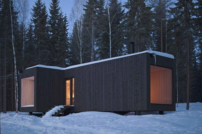 5 Characteristics Of Modern Minimalist House Designs - Exterior-house-design-pictures